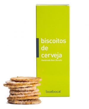 BISCOITOS DE CERVEJA